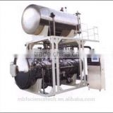 Hot Water Rotary Autoclave, Model: RA-1, Used for Second Sterilization of Bottled and Canned Food, 0.7kg Volume