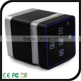 26W Square Shape Vibration Speaker with Bluetooth 4.0, Touch Panel, Computer USB 2.0 Interface