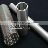 316L stainless steel sieve tube',Stainless steel sieving tubes,stainless steel filter circular sieve tube