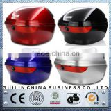ABS material motorcycle tail box