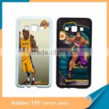 For Samsung Galaxy A3 TPU sublimation rubber cell phone case