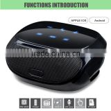 2015 New Arrival High Standard Portable Bluetooth Speaker For iphone all Mobiles Phone Tablet PC With Touch Screen