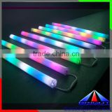 led rgb tube dmx,color change led tube,Milky white/Striped digital tube                                                                         Quality Choice