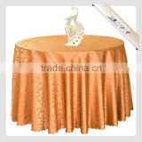 TC-63 Fabric Painting Designs on Round Table Cloth for Wedding                                                                         Quality Choice