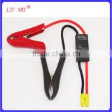 China supplier 400A battery clips with copper alligator clip