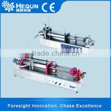 Hot Selling Light And Convenient Horizontal Pneumatic Ointment And Liquid Filling Machine