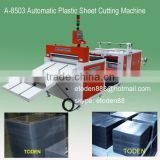 plastic slide cutter ,PVC PET cutter