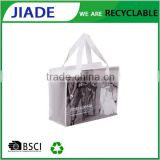 Wholesale products china large shopping bag with zipper/non woven bag with zipper/promotional zipper bag nonwoven                                                                         Quality Choice