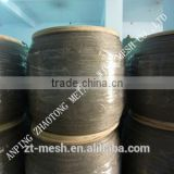 anping zhaotong stainless steel wire mesh tape/knitted wire mesh fabric supplier from china
