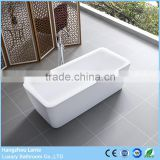 Custom size small square bathroom bathtub