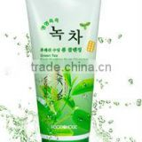 FOODAHOLIC FRESH SOOTHING GREEN TEA FOAM CLEANSING