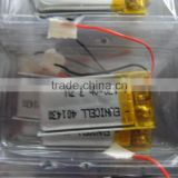 401430 3.7V 130mah Lithium polymer rechargeable Battery 401430 402535 For MP3 MP4 MP5 PSP GPS HC-TOYS Digital Products
