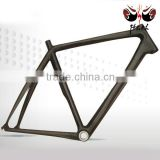 31.6&27.2mm Seat Post, 3K/UD/12K, 2 Years Warranty, BSA68&BB30 Full Carbon Road Bike Frame