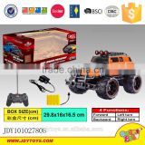 Promotion new toys 1:20 off road truck 4 function remote control mad cross-country racing car