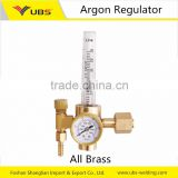 High Quality Argon Flowmeter Gas Regulator All Brass