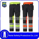 Cheap hotsale industry washing super value black cargo pants work                                                                                                         Supplier's Choice