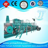 High Quality New Baby Diaper Making Machine