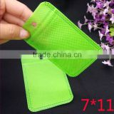 double side non-woven materials packaging bag jewellery gift accessories zip lock bags