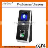 ZK new arrival face recognition time attendance and access control with fingerprint reader optional card reader Multibio800
