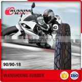 2015 High Efficiency Product China Good Tyre For Motorcycle 90/90-18