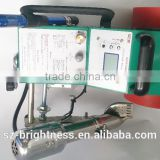 New design handheld hot air gun pvc welding machine