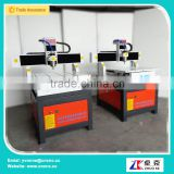 Top sale Jinan Zhuoke Metal PCB cnc router with computer controlling system ZK-6060 600*600mm
