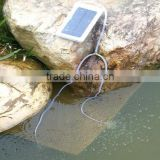 New design Solar Power Panel Oxygenator Oxygen Aerator Air Pump for Pool Pond Fish Tank