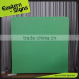 Muslin Screen Green Portable pop up photography backdrop