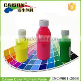 Guide for how to make Pantone color with Caison pigment paste(12-0806--12-4305)