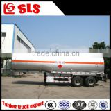 Fuel tanker semi-trailer dimensions