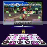 High Quality Twin Double Wireless Dance Mat Pad For TV PC USB