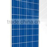 China Top 10 Manufacture High Quality 18V VMP 100W Poly Solar Panel with 36 cells series