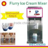 Hot sales mc flurry ice cream maker ice cream mixer of sales