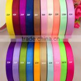 Wholesale 100% Polyester Satin Cheerleading Bows And Ribbons 25yards/roll