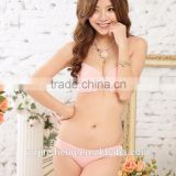 China Supplier New Arrival Push Up hot sexy japanese girl bra panty set sexy girls photos