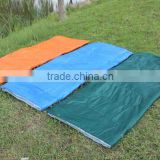 Single Adult Wholesale Low Price Professional Traveling Camping Polyseter Cotton Sleeping Bag