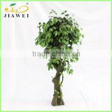 cheap artificial ficus tree banyan plant plastic trunk