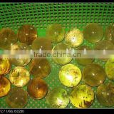 Hot wholesale nature citrine crystal quartz sphere/ball for healing healing