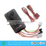 gps vehicle tracking device car tracker vehicle tracking gps GSM four frequency XY-206BC