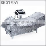 shotmay STM-8032B slimming machine infrared pressotherapy suit pressotherapy infrared cellular blanket for wholesales