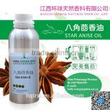 Pure Star Aniseed essential oil l,Star Aniseed oil,Bulk Anise Oil,Aromatic seasoning,Fragrance Oil,8007-70-3