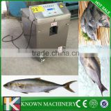 Hot sale in 2016 high quality 304 stainless steel body automatic fish cleaning machine for sale