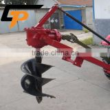 weifang CP machinery agricultural equipment 4x4 40HP new top quality tractor hole drill and post hole digger
