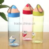 Factory Directly Hot Selling 500ml 600ml Plastic Water Bottle BPA Free, Drinking Bottle, PE Sports Bottle