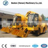 Best selling self loading cement mixer truck with cheap price