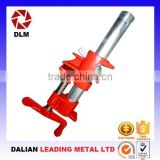 OEM ductile cast iron casting steel thread rod slide bar woodworking steel-structure clamping apparatus Pipe Clamps