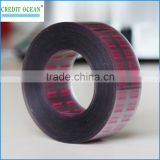 acetate cellulose shoelace tipping film