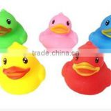 good quality cheap price Rubber Bath Duck,Colorful bath Ducks ,custom made plastic bath toys