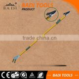 telescopic extendable high tree pruner for picking fruit