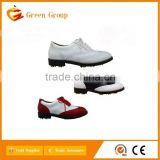 Wholesale golf shoes Micro fiber womens golf shoes custom designed for golf for promotion